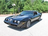Just in is this very solid 1979 Pontiac Trans Am