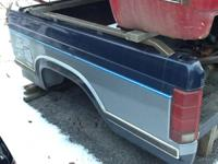 1980 - 1986 FORD TRUCK BED,  6FT.,  SOUTHERN BED,