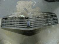1980-81 Chevy Camaro Upper Grill Nice Condition $45.