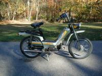 1980 AMF Roadmaster moped with 49cc Motari Minarelli 2