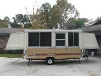 1980 Apache Ramada popup camperYear: 1980Slide Outs: 2
