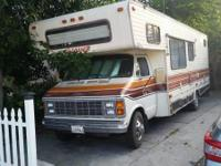 1980 Beaver Monterey Class C Unit RB24. Length 27FT-