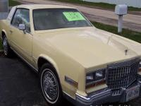 Make:  Cadillac Model:  Eldorado Year: