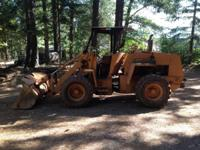 1980 Case W11 Wheel Loader. 1985 Case W11 Wheel Loader