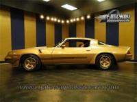 1980 Chevrolet Camaro. This is an amazing Camaro, still
