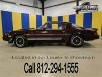 1980 Chevrolet Camaro Z28 with 23,000 actual miles!