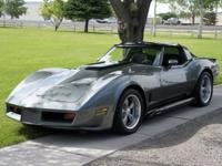 This is not your normal 80 Vette. Its a 3 1/2 year