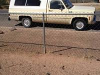 Hello I have a 1980 chevy c10 camper shell for Sale for