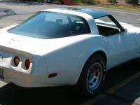 1980 Chevy Corvette Stingray. This car is in great
