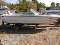 1980 Cobia Boats 17 Monte Carlo Project Bowrider Good