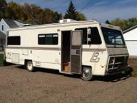 1980 Dodge/Cruise-Air 27' Class A Motor home/Camper by