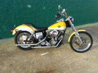 VINTAGE 1980 Harley-Davidson FXE Super GlideLast year
