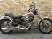 1980 AMF Harley-Davidson FXS-80 (1340ccm) Lowrider