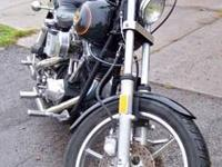 1980 Harley Davidson FXS low rider only 10 tho original