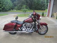 1980 Harley Davidson in Excellent Condition Black