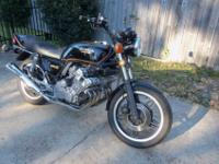Another example of a Spectacular condition 1980 CBX.