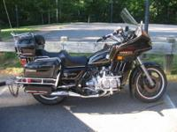 All Original 1980 Honda Goldwing GL Interstate color