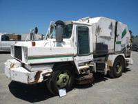 1980 International F-2554 Hydro Seeding Truck, Allison
