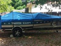 1980 Master Craft Stars and Stripes for sale. Clean