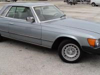 IN 2012 OF THIS CLASSIC 450 SLC HARDTOP MODEL.