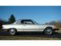 1980 Mercedes-Benz 450 SLC One couldn't hope to find a