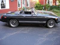 This 1980 MGB Limited Edition is in excellant and very