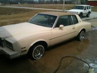 I am selling my 1980 Chevrolet Monte Carlo Landau. I am