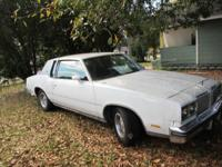 1980 Oldsmobile Cutlass Supreme 2DR HT ..Florida Car