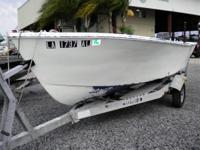 Description 16' Skiff 16' Skiff , side steering , 70hp