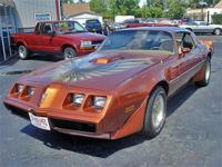 Heres a NICE example of the FAMOUS Pontiac Trans Am