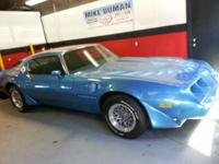 Up for grabs is this 1980 Pontiac Firebird Trans Am in
