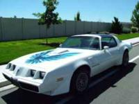 Description This beautiful 1980 Pontiac Trans Am is