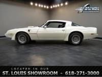 For sale is a very popular 1980 Pontiac Trans Am! This