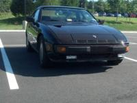 1980 Porsche 924 Turbo (931) Second owner. 62000