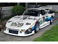 1980 Porsche 935 K3 VIN: 0000 0023 Info Coming Soon.