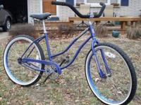 This is an 80's Jamis Earth cruiser I have for sale. It