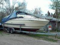 1980 Sea Ray 260 Cabin Cruizer. 1980 SeaRay 26 ft cabin