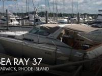 1980 Sea Ray 37 - Stock #086796 -