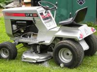 1980 Sears Craftsman Lawn Riding Mower (LT 8 36) This