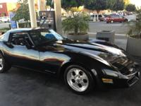 1980 CHEVROLET CORVETTE STINGRAY. Richard. . I am happy