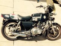 For Sale: 1980 Suzuki GS 450+ Custom Bike. Road Warrior