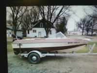 Beautiful almost like new 1980 Sylvan Fish and Ski