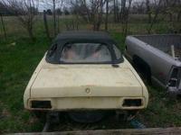 I have a 1980 Triumph TR-7 with 63k original miles. No
