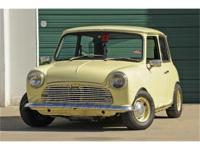 This 1981 Austin Mini 1000 HL started out as a basic