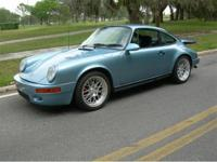 1980 Porsche 911 SC for Sale, restored, finished in