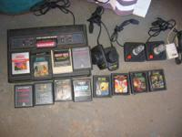 1980s ATARI SYSTEM & 14 GAMES. 79.00 OBO. We have great