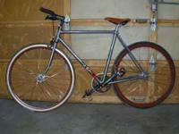 I have a mid-late 1980s Schwinn Super Le Tour that has