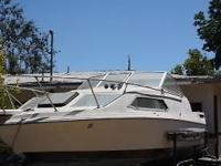 1981 Bayliner Pleasure Boat for sale. The boat was