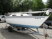 with 9.9 h.p. evinrude electric start outboard and a