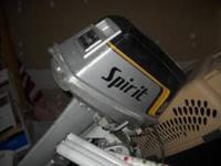 1981 9.9 HP SPIRIT BOAT MOTOR, GREAT RUNNING CONDITION,